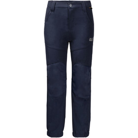 Jack Wolfskin Rascal Winter Pants Kids midnight blue